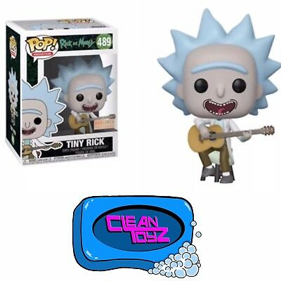 Funko Pop! Rick And Morty: Tiny Rick Box Lunch Exclusive IN STOCK