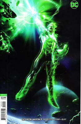 Green Lantern #2 Francesco Mattina Variant Cover (2018)Cover May Differ
