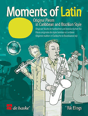 Moments of Latin - Trumpet - Recueil + CD