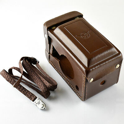 Seagull TLR Case and Strap - Seagull 4A