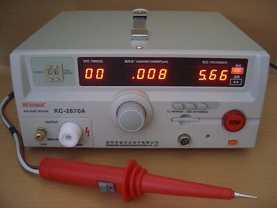 5Kv Ac Hipot/high Voltage Tester,insulation,transformer