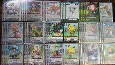 Cardfight Vanguard Neo Nectar Standard Deck Musketeer Cecilia Plant Rose V-EB03