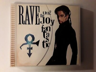 "PRINCE: CD ""Rave Un2 The Joy Fantastic"" + Remix-CD-R ""Rave In2..."""