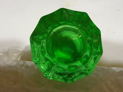 2 Antique Vintage Nos More Avail Sellers Hoosier Kit Cabinet Glass Knobs