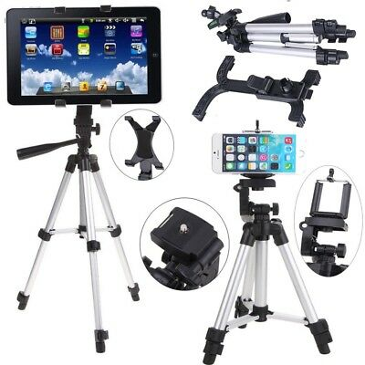 Adjustable Foldable Tripod Stand Tablet Holder Bracket for iPad 2 3 4 Air VIC AU