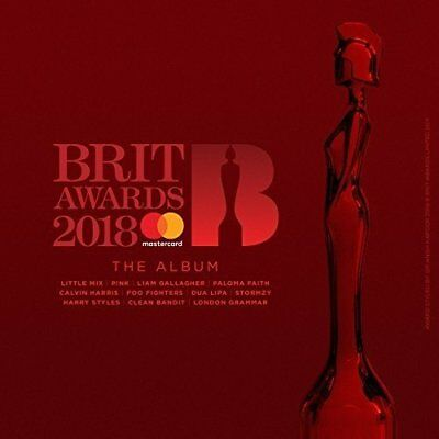 Brit Awards 2018 - The Album [Cd] New & Sealed