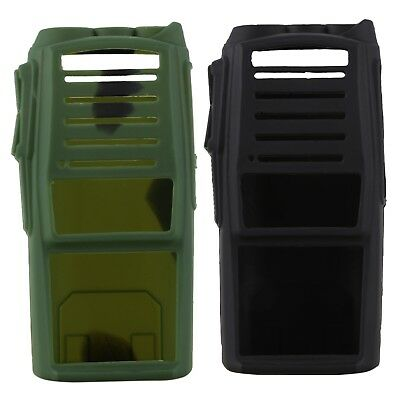 1X(Handheld Radio Silicone Cover Protect Case For Baofeng Uv-82 P9R8)