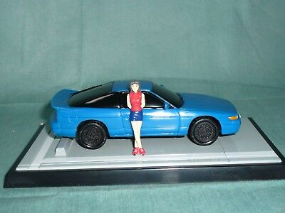 INITIAL D Machine & Driver Collection SIL-EIGHTY MAKO Figure