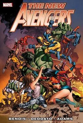 New Avengers Book 3 Graphic Novel Great condition (C)