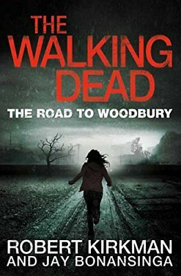 Walking Dead Road To Woodbury Book Great condition