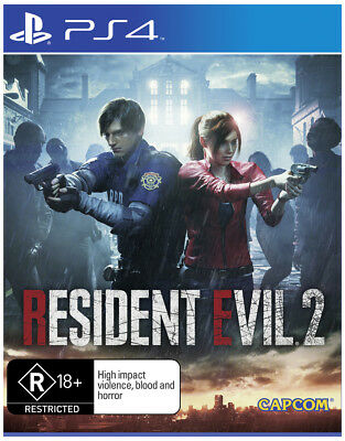 Resident Evil 2  - PlayStation 4 game - BRAND NEW