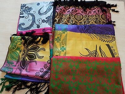 Brand New Excellent Quality Shawls, Different Colours And Styles