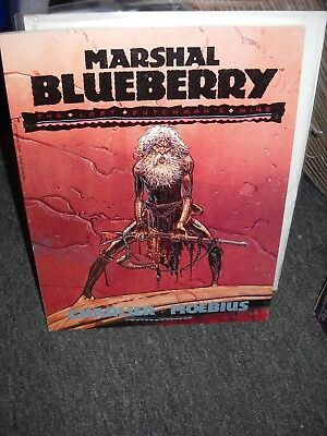 Marshal Blueberry 1 Lost Dutchman's Mine Moebius Epic Comics GN RARE English