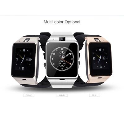 LEMFO GV18 Pedometer Sleep Monitor Waterproof Smart Watch for Android @M