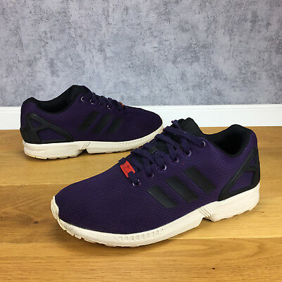 COOLE ADIDAS ZX Flux Schuhe Gr 43 1/3 (Z1038-153-2549) M21604 Torsion  Sneaker