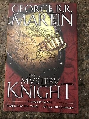 The Mystery Knight Game Of Thrones Graphic Novel NM
