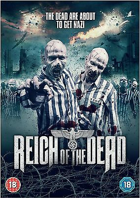 Reich of the Dead DVD Region 2 Horror *New & Sealed* Nazi zombies