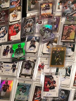 AMAZING LOT SALE !!!! 1950s- PRESENT FOOTBALL Cards From Personal Collection