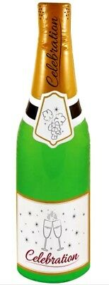 Inflatable Blow Up Celebration Champagne Bottle Party,Occasion Decoration NEW