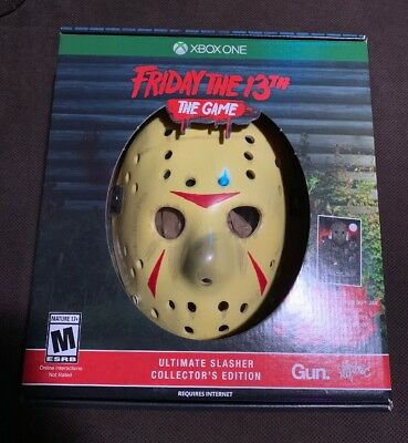 Friday the 13th: The Game Ultimate Slasher Collector's Edition Xbox One new