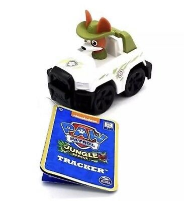 Paw Patrol Jungle Rescue Tracker Racer New With Tags Nickelodeon