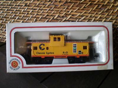 Vintage Collectable Bachmann HO scale model Train in box 15cm. #431007