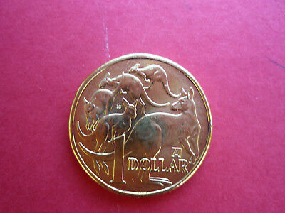A+35 MINT MARKED 2019 AUSTRALIAN DOLLAR COIN  A+35 x1 coin $4.75  Free Postage