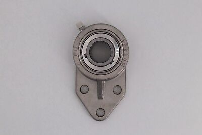 SUCSFB204-20mm 20mm Stainless Flange Bracket Bearing 3-Bolt - High Quality