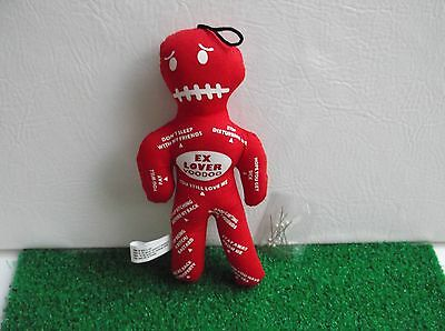 Ex Lover, Voodoo Doll with Pins, Break up, Gift, Valentine's Day