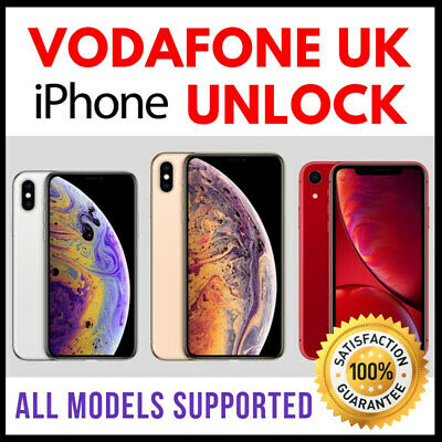 VODAFONE UK UNLOCK CODE SERVICE for iPhone 11/11 Pro/11 Pro Max - NEED IMEI ONLY