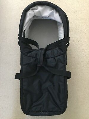 Baby Jogger Carrycot Black For City Mini