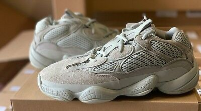 b546e1f0380 IN HAND DS adidas Yeezy 500 Salt Size 10-13 EE7287 Kanye 11 100 ...