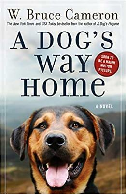 A Dog's Way Home Paperback by BRUCE CAMERON