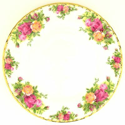 Royal Albert Old Country Roses Salad Plate Bone China England Replacement Decor