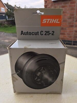 Stihl Mowing Head AutoCut C 25-2  Part No. 4002 710 2137