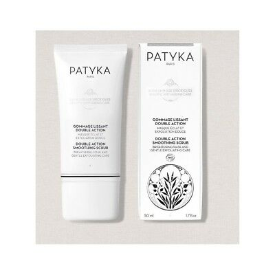 PATYKA Gommage Lissant Double Action Bio 50ml