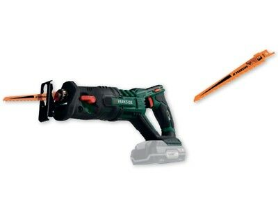 PARKSIDE 20V Sabre Reciprocating Saw with battery and charger new