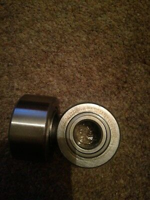 INA NUTRA 17 A cylindrical roller bearing