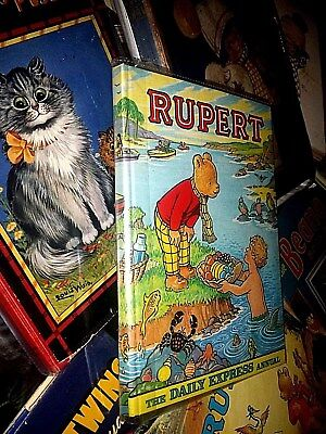 Vintage Original RUPERT 1975  Brand New Mint TBBT clear/no erasures or writing
