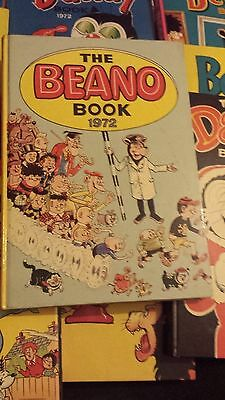 Special Monster Offer- Beano Book 1972 Very Fine  condition it's Magic