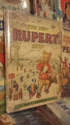 Rupert 1951not facsimil Nr Fine TBB MT Not Clipped no scribble or colouring
