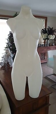 White female, plastic torso roughly 90cm long still in great condition. .