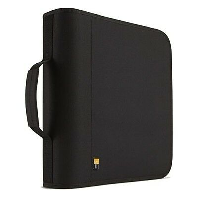 Case Logic-Personal & Portable 3200387 Cd/dvd Binder 208 Capacity