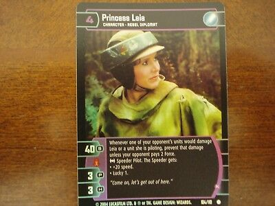 Star Wars TCG ANH Rebel Crew Chief FOIL 41//180