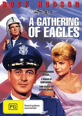 A Gathering Of Eagles ( Rock Hudson ) - New Region All