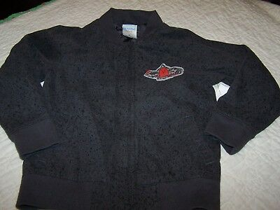 2b7f8d60 3T~Gray Lightweight Lined Jacket, Zip Front~Brand: Dragons Love Tacos~