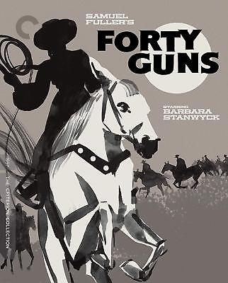 (40) FORTY GUNS (1957) - Region A Criterion Blu-ray **NO GST TO PAY**
