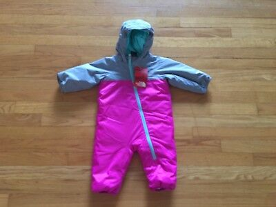d2536317e NORTH FACE INFANT Tailout Triclimate One Piece