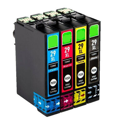 4 Pack NON-OEM  Ink For Epson XP-442 XP-332 XP-342 XP-245 XP-247 XP-445 XP-345