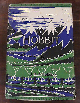 The Hobbit by J.R.R. Tolkien 3rd Edition